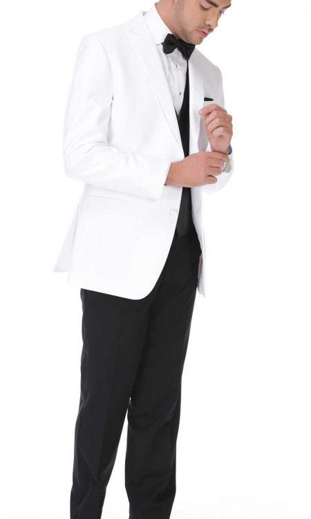 Jean Yves White – Essentials Tuxedo