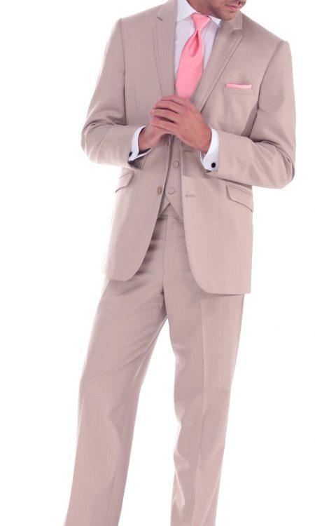 Tan Moda Suit