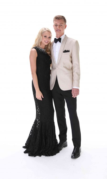 254T_Gold Remi Prom Couple White BG IMG_1560
